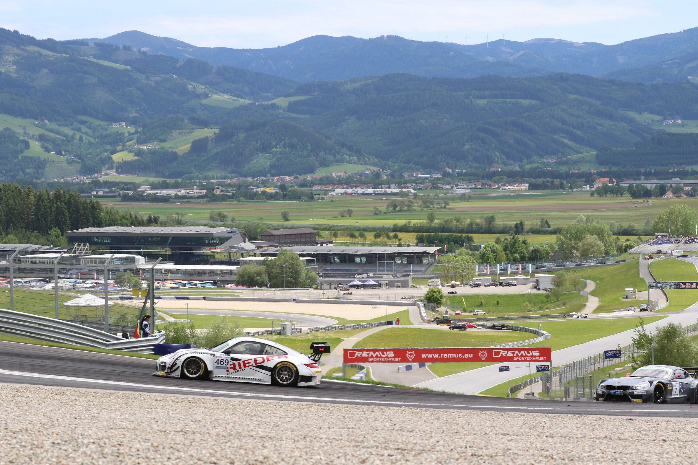 Rieder Red Bull Ring 2017